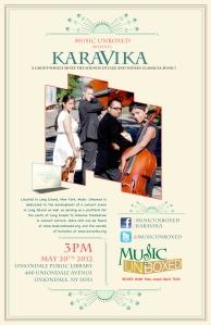 Karavika Official Poster New