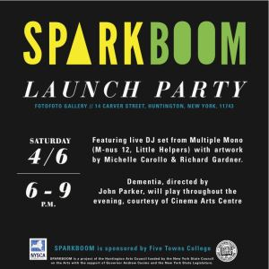 SparkBoom Kick-Off Event